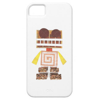 Chocolate Robot I-Phone 5 Case iPhone 5 Cover