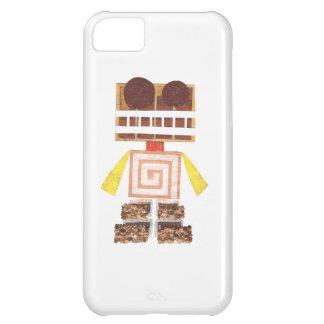 Chocolate Robot I-Phone 5C Case iPhone 5C Covers