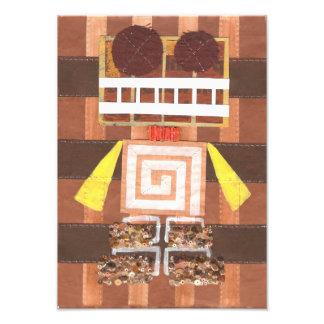 Chocolate Robot Poster Photo