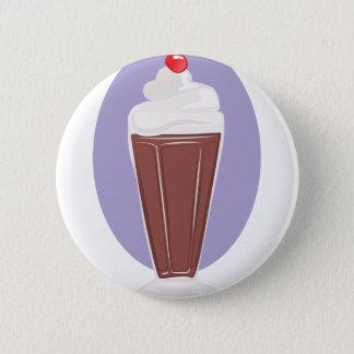 Chocolate Soda 6 Cm Round Badge