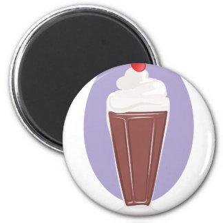 Chocolate Soda Magnet
