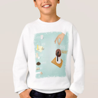Chocolate Soufflé Day - Appreciation Day Sweatshirt