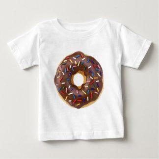 Chocolate Sprinkles Doughnut Baby T-Shirt