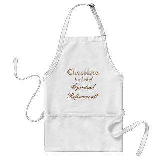 Chocolate Standard Apron