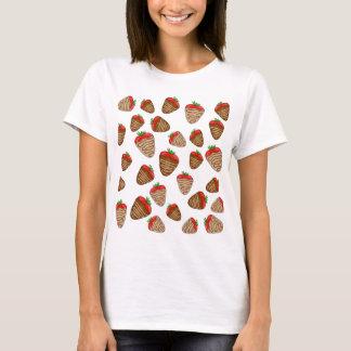Chocolate strawberies T-Shirt