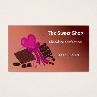 Chocolate Sweet Shop