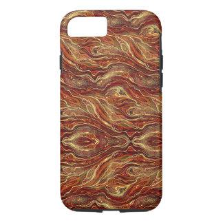 Chocolate Swirl iPhone 8/7 Case