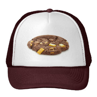 Chocolate Triple Chip Cookie Hats