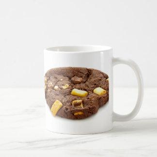 Chocolate Triple Chip Cookie Mugs