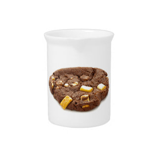 Chocolate Triple Chip Cookie Drink Pitcher