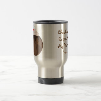 Chocolate World Coffee Mug