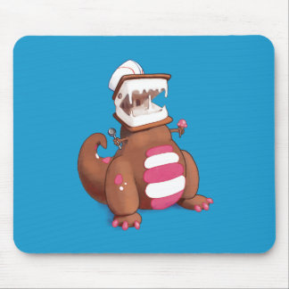 Chocolatey-Rex Mouse Pad