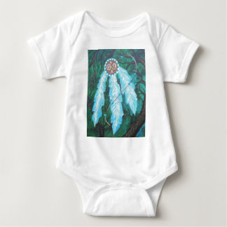 Choctaw Roots Native American Baby Bodysuit
