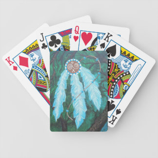Choctaw Roots Native American Bicycle Playing Cards