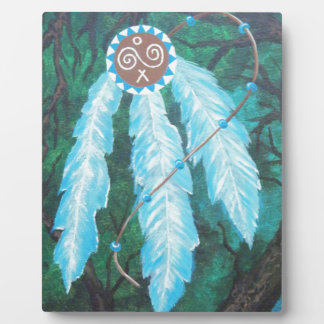 Choctaw Roots Native American Plaque