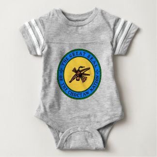 Choctaw Seal Baby Bodysuit