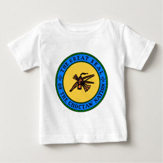 Choctaw Seal Baby T-Shirt
