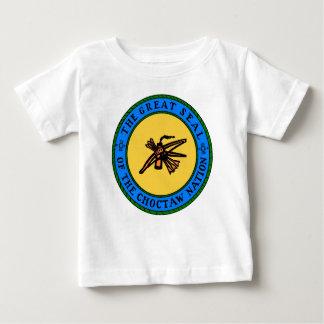 Choctaw Seal Baby T-Shirt