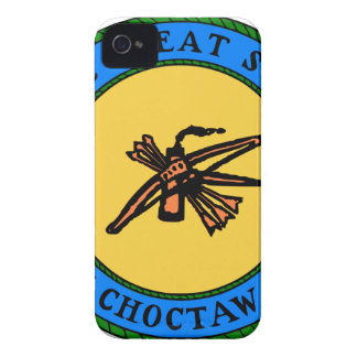 Choctaw Seal iPhone 4 Case