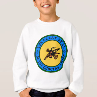 Choctaw Seal Sweatshirt