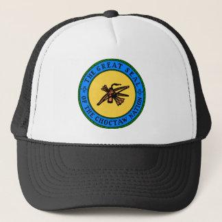 Choctaw Seal Trucker Hat