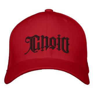 Choice/Destiny Ambigram Lid Embroidered Baseball Cap