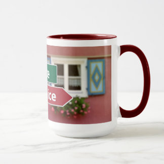 CHOICES 15OZ COFFEE MUG BY ZAZZ_IT