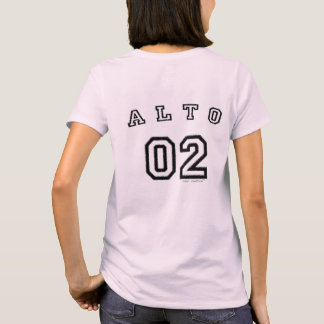 Choir Culture Alto 02 women's t-shirt