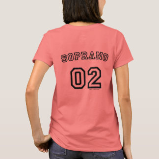 Choir Culture Soprano 02 women's t-shirt