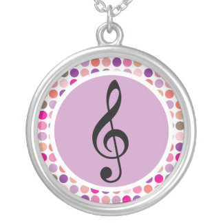 Choir Music Treble Singers Jewelry Gift