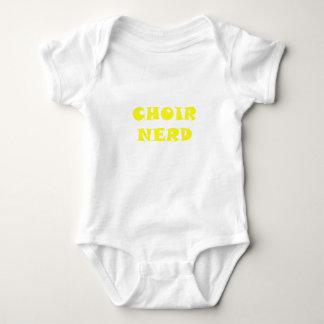 Choir Nerd Baby Bodysuit