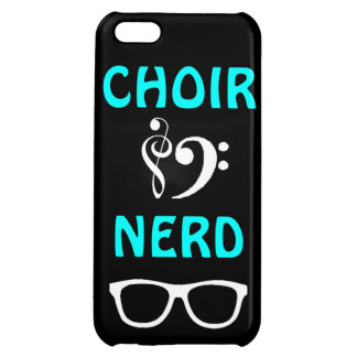 Choir Nerd iPhone 5C Covers