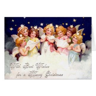 Choir of Angels Card