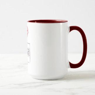 Choir of High Hopes Ringer Coffee Mug