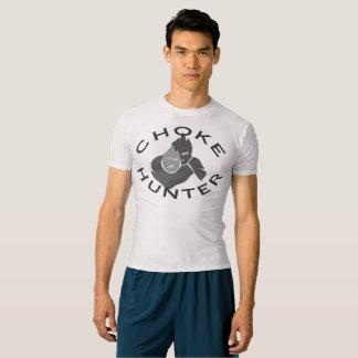 Choke Hunter Gray Compression T-shirt