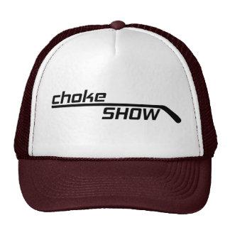 Choke Show Lid Cap