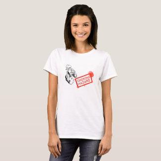 Choking Hazard Ladies' T-Shirt