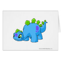 Chomby Blue cards