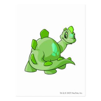 Chomby Green Postcard