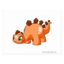 Chomby Orange postcards