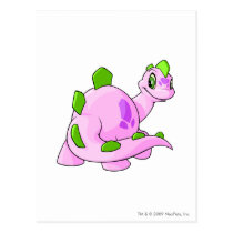 Chomby Pink postcards