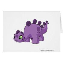 Chomby Purple cards