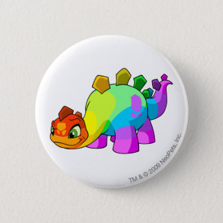 Chomby Rainbow 6 Cm Round Badge