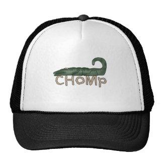 Chomp Alligator  Cap