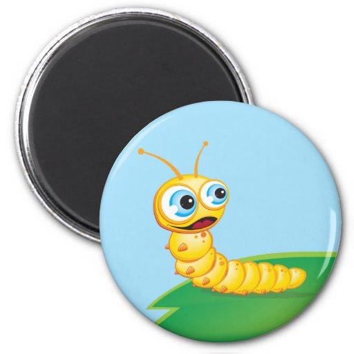 Chomp the Grub :: Fridge Magnets