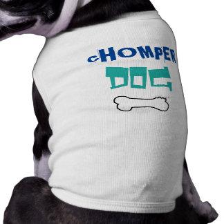 Chomper Dog Funny Shirt