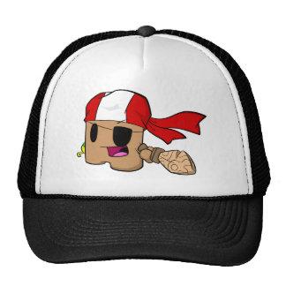 Chompy Pirate Cap Trucker Hats