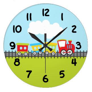 Choo Choo Chain Clock