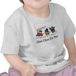 Choo Choo I m 2 Train T-shirt