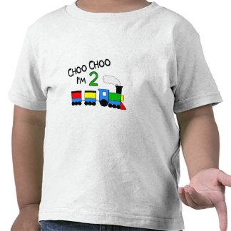 Choo Choo I m 2 With TRAIN Tee Shirts